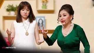 Lê Giang Hiện Hồn Về Dạy Hari Won Cách Nuôi Chồng Chăm Con | Hài Trường Giang 2018