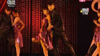Wonder Girls  2PM   Act 4 Secret Party Nobody Tango Ver  on MKMF 2008 11 15