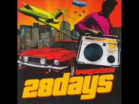 28 DAYS  UPSTYLEDOWN FULL ALBUM