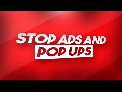 How To Stop Ads And Pop Ups On Google Chrome 2016