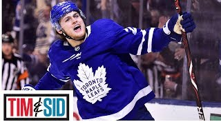 Maple Leafs Dominating NHL Conversation After Crazy Start   Tim and Sid