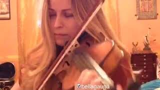 Ertugrul theme song COVER played w violin by @lubellagauna
