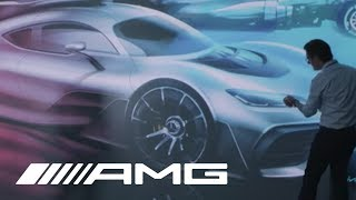 Mercedes-AMG Project ONE – Performance Luxury
