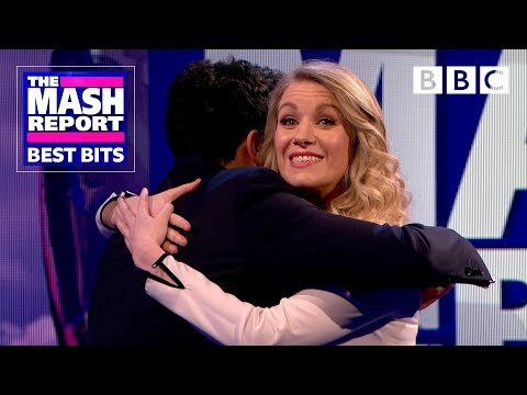 7 Awesome Spoof News Stories From The Mash Report - BBC