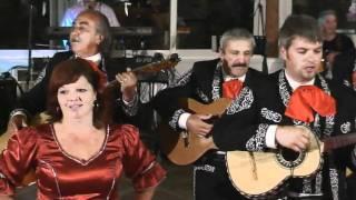 Mariachi Fiesta en Jalisco-La Golondrina (v živo - EN VIVO)