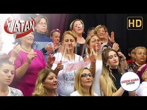 GİZEM KARA SHOW VATAN TV - GİZEM KARA & ŞAHİN YÜCEBAŞ ANKARANIN BEBESİ & HABABAM HA
