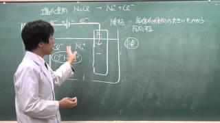 【化学】酸化還元反応⑬(2of2)~電気分解~