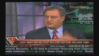 David Levy - Economist, Jerome Levy Forecasting Center