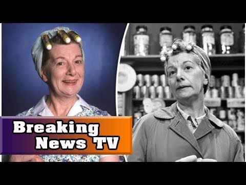 Coronation street legend jean alexander's ashes scattered in the lake district| Breaking News TV