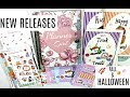 New Releases // September 2018 -- Halloween -- Fall -- Stickers -- Cards -- Decals -- New Product!