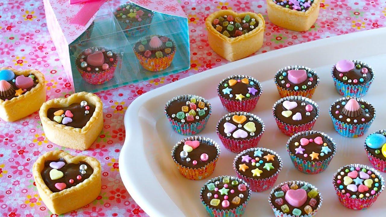 Valentine Chocolate Recipe Japanese