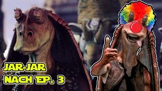 Das passierte mit Jar-Jar Binks nach Episode 3 - Star Wars Basis erklärt