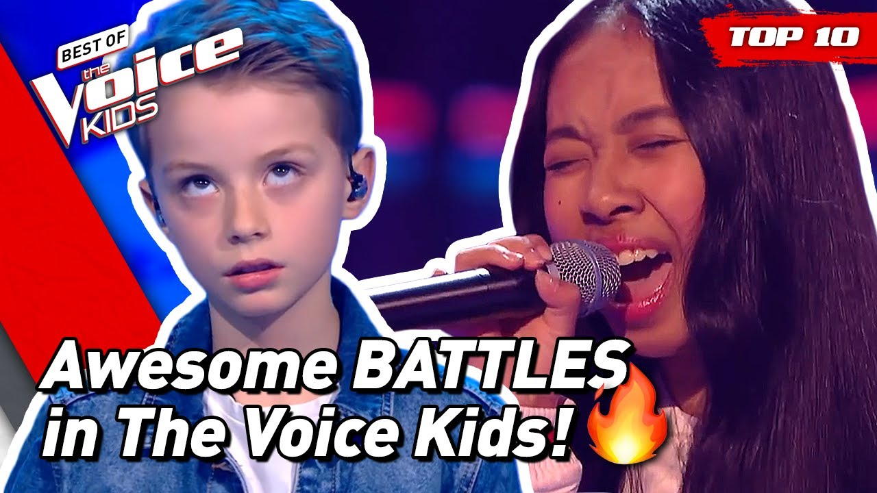The BEST BATTLES in The Voice Kids in 2020 (part 1) ? | TOP 10