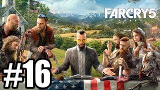 WYSADZIĆ KOPALNIĘ! - Let's Play Far Cry 5 #16 [PS4]