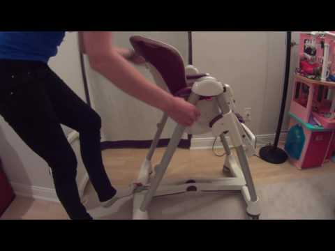 Peg Perego high chair – Peg Perego Prima Pappa Best High Chair – Bordeaux Review