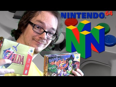 N64 Game Reviews I Wrote When I Was 12 years old