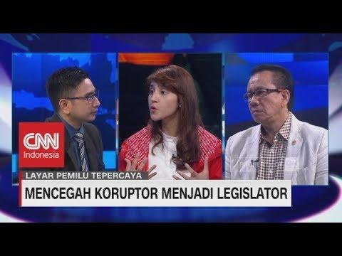 Debat Seru PSI - Hanura Soal Larangan Mantan Napi Korupsi Jadi Caleg -Tsamara Amany