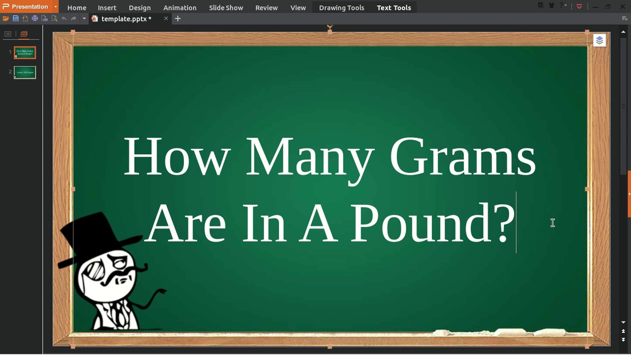 How Many Grams Are In A Pound