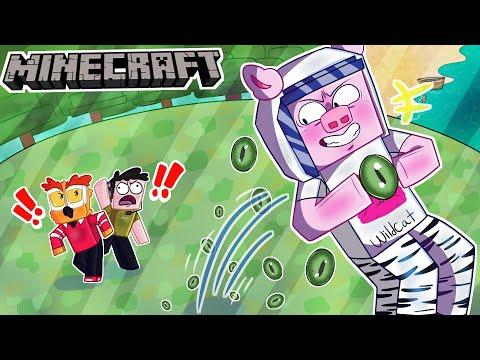 Minecraft Speedrun But I Just Cheat To Win…