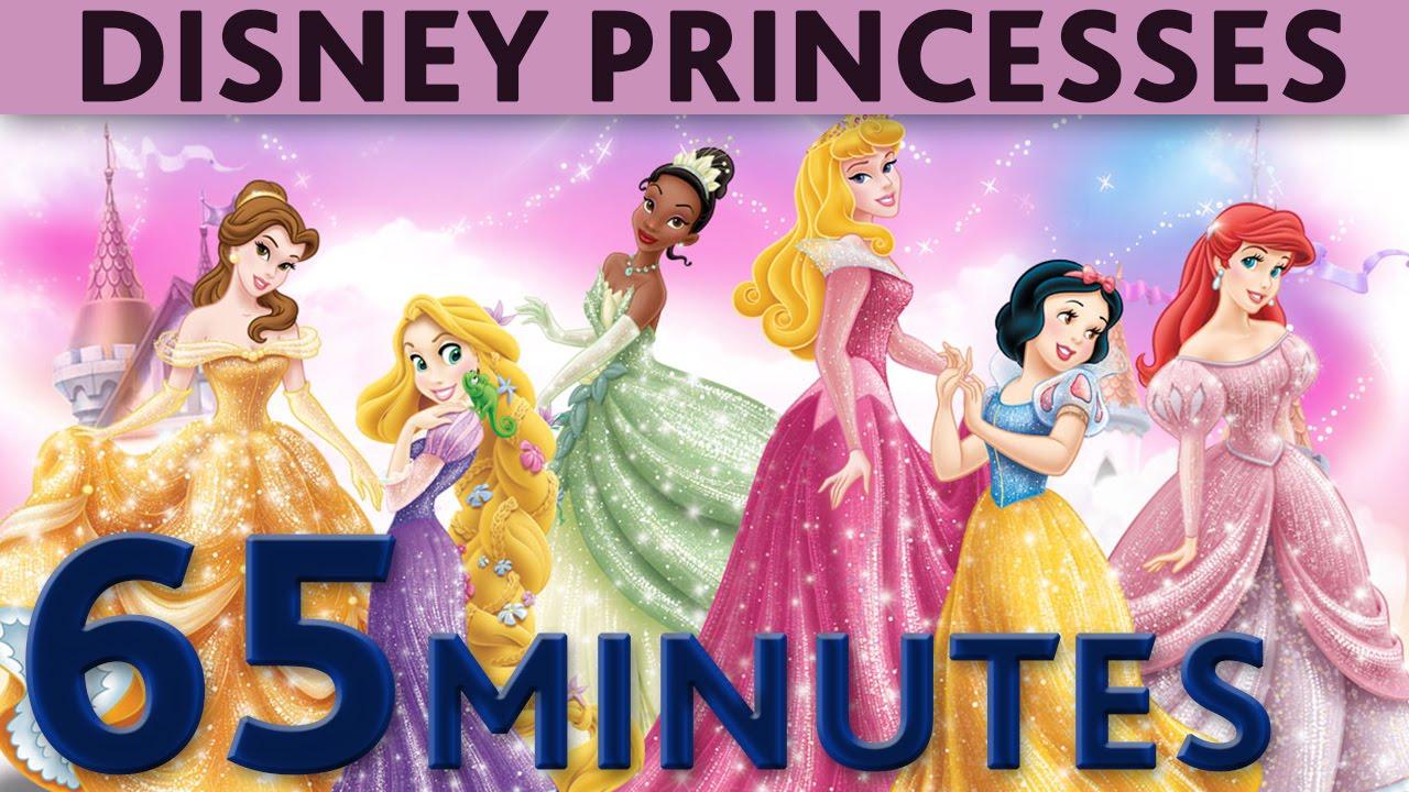 Disney Nursery Rhymes Songs For Babies - FINGER FAMILY ...