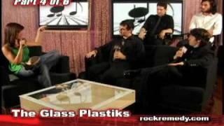 The Glass Plastiks- Interview Part 4 on Vlaze TV