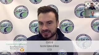 SVMC COVID-19 & Vaccine Update // 1-7-21