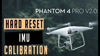 HARD RESET DJI Drone IMU Calibration - PHANTOM SPARK MAVIC ✈️- 🔥tutorial 🔥