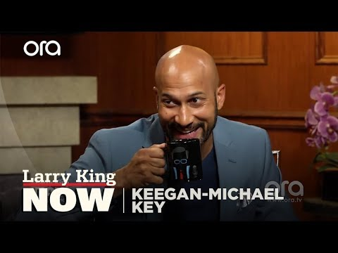 If You Only Knew: Keegan-Michael Key | Larry King Now | Ora.TV