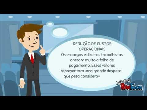 Terceirização/Outsourcing