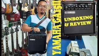 review ampli gitar Yamaha GA 15 ii