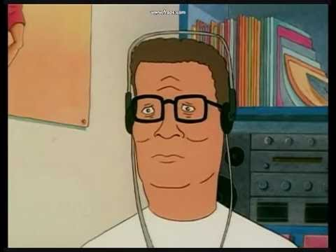 Hank Hill Listens To The New Generation Of Musicoriginal Youtube