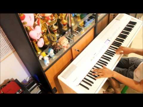 JKT48 - Oogoe Diamond [Piano]