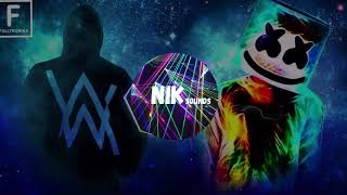 Música Eletrônica Remix | Alok - Ocean Remix | NIK SOUNDS 2021
