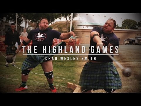 Chad's First Highland Games |...