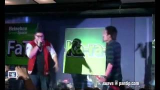 "Kee & Tab ""ราตรีสวัสดิ์"" @ FAT Karaoke Party [Nov.26,2009]"