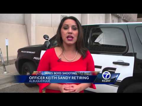James Boyd Shooting: Officer Keith Sandy To Retire