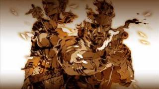 Metal Gear Solid 3 Soundtrack - Snake Eater (Instrumental)