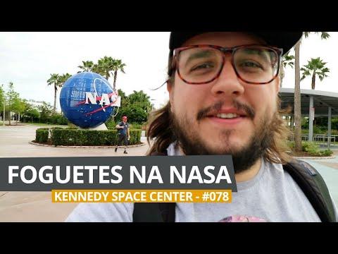 FOMOS PARA A NASA - KENNEDY SPACE CENTER 2017 - CABO CANAVERAL ORLANDO FLORIDA US - 078