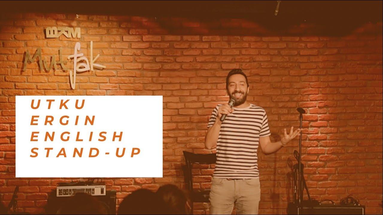 Erasmus, Breakup, Alaturca Toilet, YouTube Comments in Turkey I Utku Ergin English Stand-up