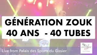 Jacques d'Arbaud - Génération Zouk au Palais des Sports du Gosier