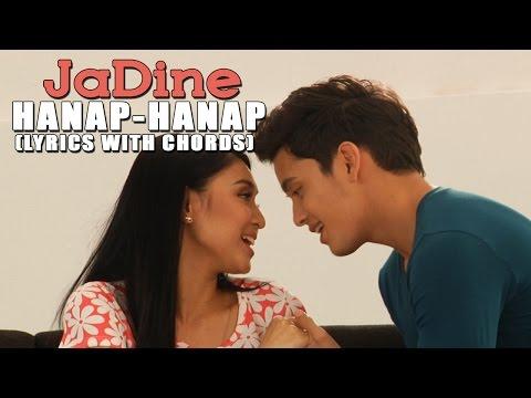 James Reid and Nadine Lustre — Hanap-Hanap (Lyric Video with Chords)