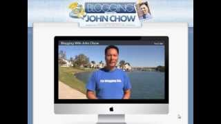 """Blogging With John Chow"" Review"