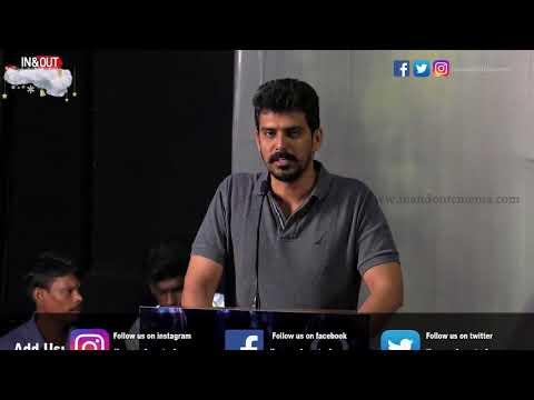 S.R. Prabhu Speech | S.R. Prabhu | Arun...