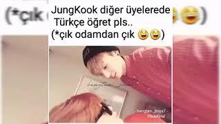 Bts türkçe konuşuyor/Gülmemek imkansız