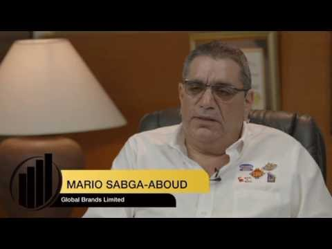 Mario Sabga-Aboud - Finalist: EY Master Entrepreneur 2015: (T&T Chamber's Champions Of Bus.)