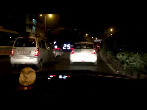 Head Up Display @HUD India Demo video