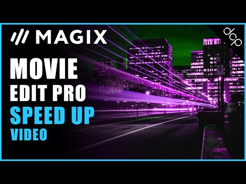 Move Edit Pro 2020 Speed Up Video