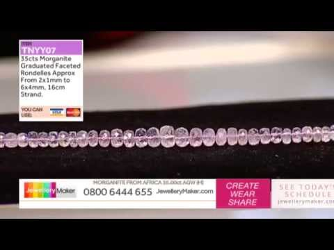 Learn How to Make Twisted Wire Jewellery [Tutorial]: Jewellery Maker DI 21/10/14