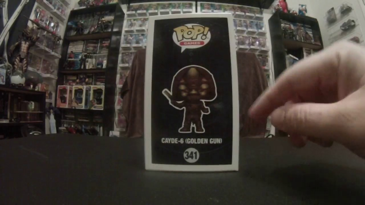 23c96827e11 Cayde 6 Gamestop exclusive Destiny 2 funko pop unboxing! - YouTube