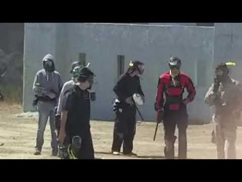 Paintball Camp Pendleton